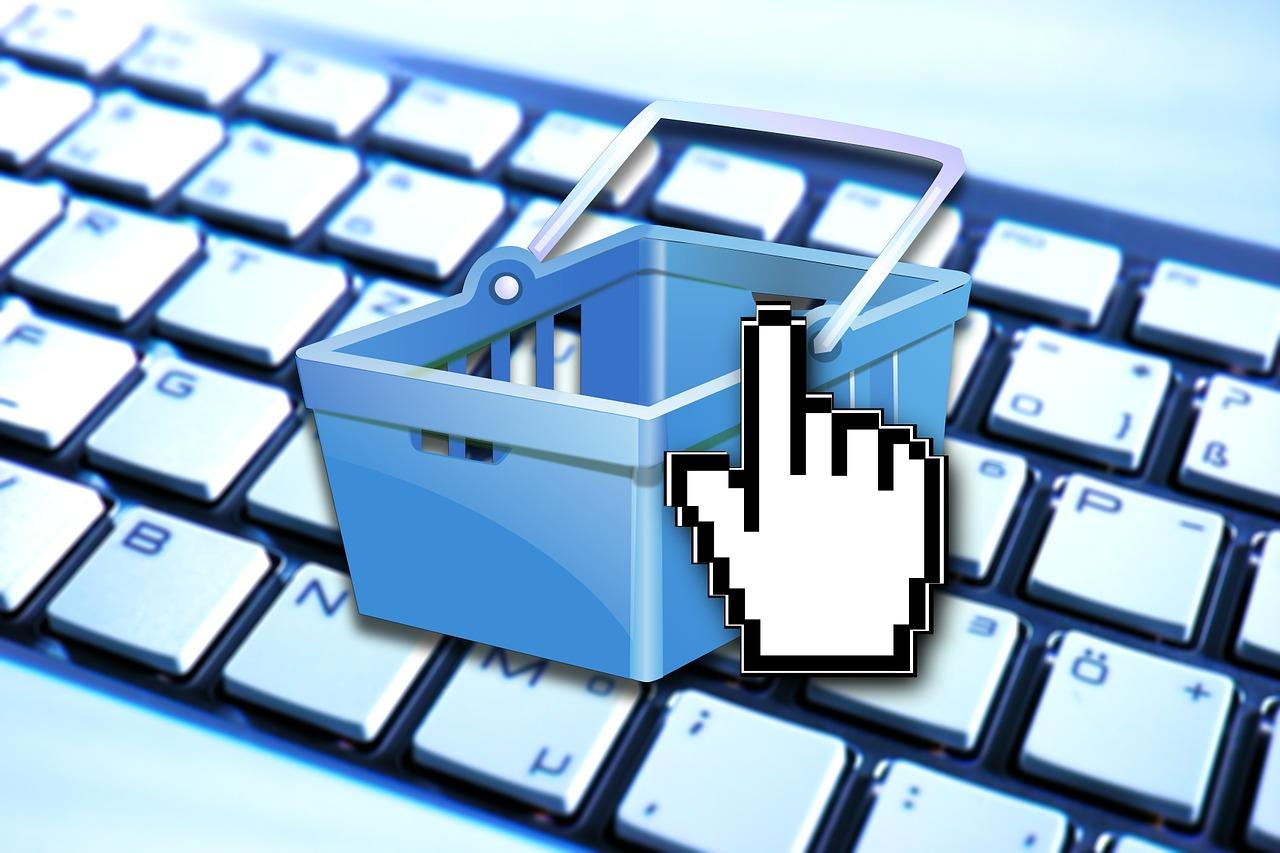trabalhar em casa com e-commerce