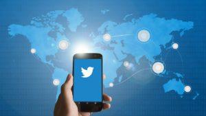 redes sociais twitter