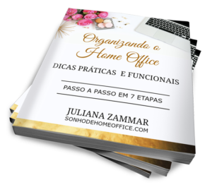 Ebook Organizando o Home Office