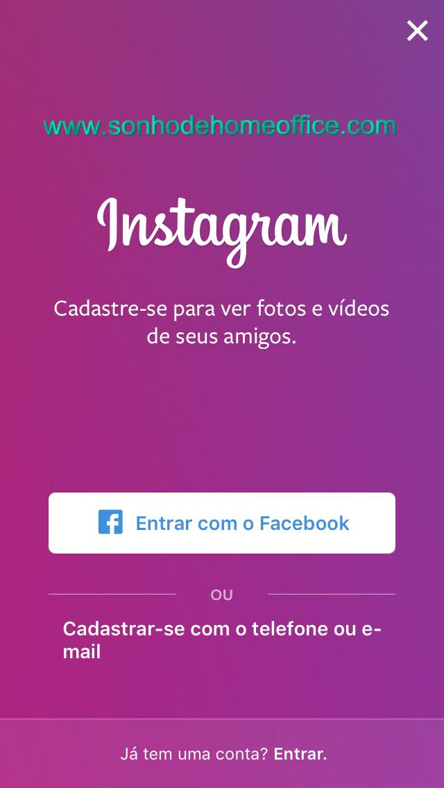 como usar mais de uma conta do instagram no seu smartphone