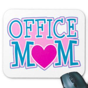 mom office o home office da mãe