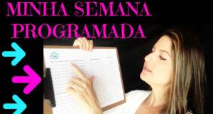 Minha Agenda Programada - Como se Organizar para ter Produtividade