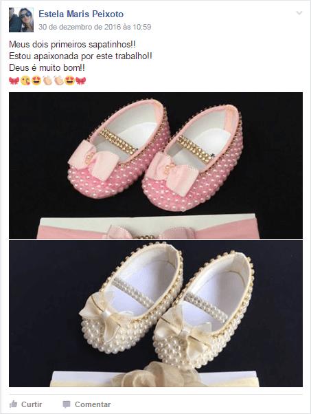 curso sapatinhos para bebê vale a pena