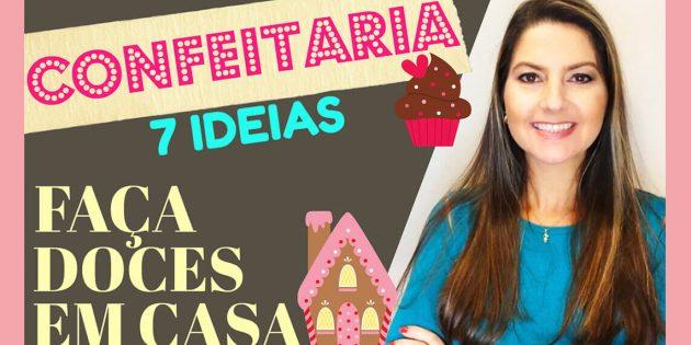 ideias para ganhar dinheiro com doces